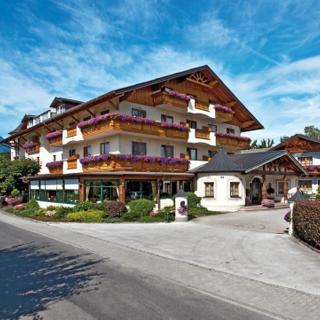 Grünauer Hof, Hotel - Doppelzimmer De Luxe Halbpension - Grünauer Hof, Hotel - Doppelzimmer De Luxe Halbpension
