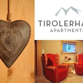 Apartments Tirolerhaus - Apartment RUDERSBURG - Apartments Tirolerhaus - Apartment RUDERSBURG