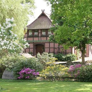 """Bultmann's Hof, Ferienwohnungen - Fewo """"Eichenblick"""", Dusche, WC - Bultmann's Hof, Ferienwohnungen - Fewo """"Eichenblick"""", Dusche, WC"""