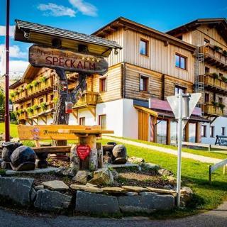 Appartementhaus Speckalm - Appartement A3 Enzian Sommer - Appartementhaus Speckalm - Appartement A3 Enzian Sommer