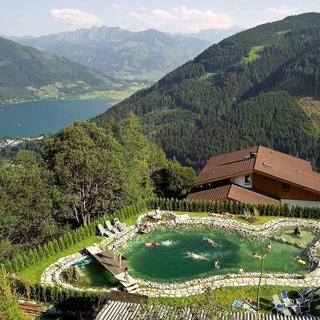 Jaga-Alm, Berghotel - Panorama Seeblick 80m² - Sommer - Jaga-Alm, Berghotel - Panorama Seeblick 80m² - Sommer