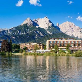 Hotel und Spa am See Ritzenhof - Doppelzimmer Bergblick HP - Hotel und Spa am See Ritzenhof - Doppelzimmer Bergblick HP