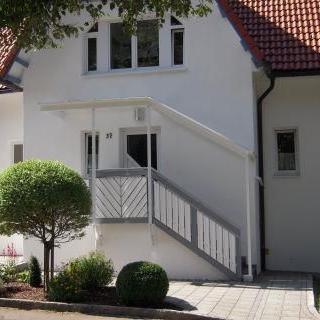 Ferienwohnungen Briechle - Apartment, Wohn-/Schlafraum, Dusche, WC - Ferienwohnungen Briechle - Apartment, Wohn-/Schlafraum, Dusche, WC