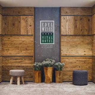 Vitalhotel Edelweiss - Doppelzimmer Panoramablick - Vitalhotel Edelweiss - Doppelzimmer Panoramablick