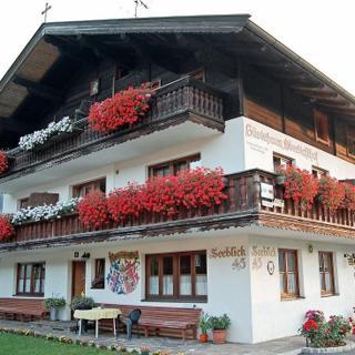 Gästehaus Oberbichlhof - Familie Ebersberger - TYP I / 1 Schlafraum/Dusche, WC - Gästehaus Oberbichlhof - Familie Ebersberger - TYP I / 1 Schlafraum/Dusche, WC
