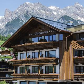 Hotel Gasthof Niederreiter - Doppelzimmer Comfort HP - Shortsday - Hotel Gasthof Niederreiter - Doppelzimmer Comfort HP - Shortsday