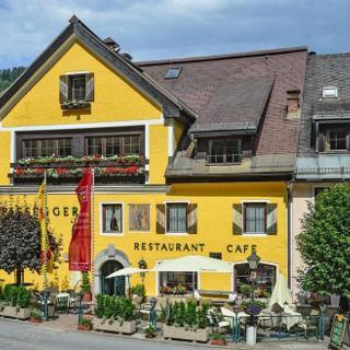 Hotel Gasthof Lercher - Gartenzimmer A im Hotel, HP - Hotel Gasthof Lercher - Gartenzimmer A im Hotel, HP