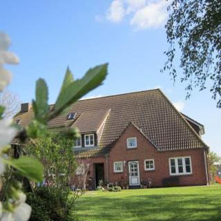 Landhaus op de Warft - Ferienwohnung Deichperle - Landhaus op de Warft - Ferienwohnung Deichperle