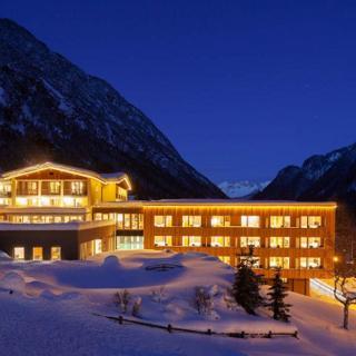 Alpenhotel Zimba - Seekopf 1-2 Tage - Alpenhotel Zimba - Seekopf 1-2 Tage