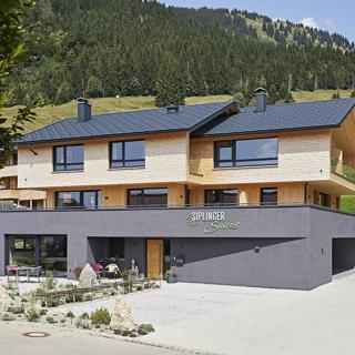 Landhaus Am Siplinger - FeWo 4 Gipfelsicht - Landhaus Am Siplinger - FeWo 4 Gipfelsicht