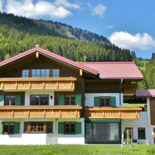 Landhaus Am Siplinger - FeWo 2 Bergheimat - Landhaus Am Siplinger - FeWo 2 Bergheimat