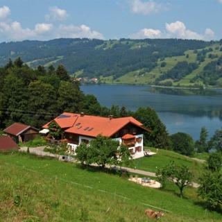 Landhaus Sinz über'm See - Alpseepanorama - Landhaus Sinz über'm See - Alpseepanorama