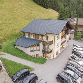 Pension-Appartements Bergkristall - Familienappartment - Pension-Appartements Bergkristall - Familienappartment