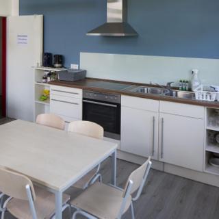 Flensbed Hostel & Boardinghouse - Doppelzimmer mit Gemeinschaftsbad - Flensbed Hostel & Boardinghouse - Doppelzimmer mit Gemeinschaftsbad
