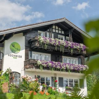 Haus Hochwies - Ferienwohnung Gaißbock - Haus Hochwies - Ferienwohnung Gaißbock