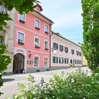 Landhotel Pacher - Doppelzimmer classic - Halbpension - Landhotel Pacher - Doppelzimmer classic - Halbpension