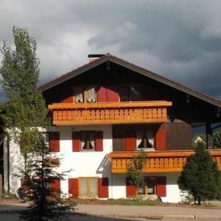 Alpenliebe Ferienwohnungen - Doppelzimmer Gaisköpfle - Alpenliebe Ferienwohnungen - Doppelzimmer Gaisköpfle