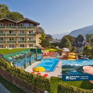 Hotel Berner - Juniorsuite mit Balkon zum Ort und See - Hotel Berner - Juniorsuite mit Balkon zum Ort und See