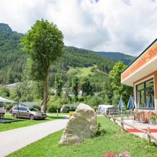 Camping Mauterndorf - Stellplatz Kategorie 1 - Camping Mauterndorf - Stellplatz Kategorie 1