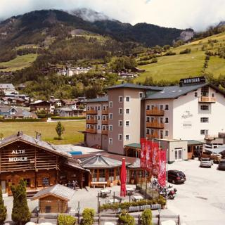 Alpenparks Montana Hotel & Apartements - Doppelzimmer OTA mit FR - Alpenparks Montana Hotel & Apartements - Doppelzimmer OTA mit FR
