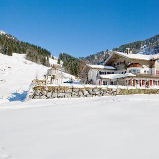 Alpenrösle Ferienwohnungen - Wohnung 5,58qm, 2 Schlafzimmer, große Südterrasse - Alpenrösle Ferienwohnungen - Wohnung 5,58qm, 2 Schlafzimmer, große Südterrasse
