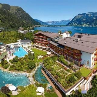 Salzburgerhof, Wellness-Golf-& Genießerhotel - Wellness-Gartensuite, 70 qm, Dampfdusche - Salzburgerhof, Wellness-Golf-& Genießerhotel - Wellness-Gartensuite, 70 qm, Dampfdusche