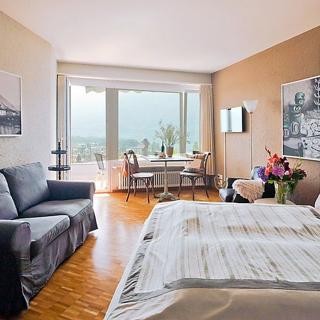 Holiday Apartment Double Room Modern, Ascona - Ascona