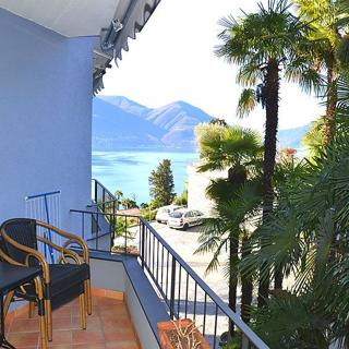 Holiday Apartment Junior Suite Modern, Ascona - Ascona