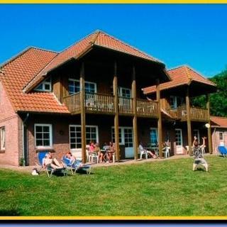 """""""Ferienhof Rießen""""  Rotes Haus Nr. 43 - Presen"""