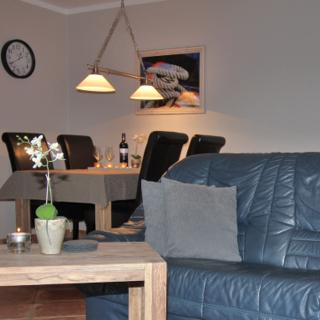 Haus Nikoline - Wohnung Nr. 2 mit Balkon - Blieschendorf