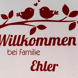 """""""FH unterm Walnussbaum"""" - Tessa - Doppelhaushälfte - Schlagsdorf"""