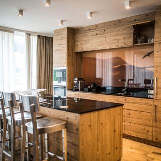 Adler Resort - 5 Raum Penthouse Deluxe - Saalbach Hinterglemm