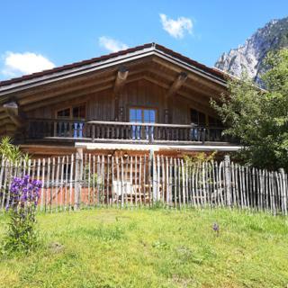 Naturstammhaus - Ruhpolding