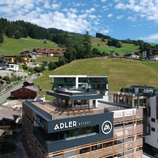 Adler Resort - 2 Raum Standard Appartement - Saalbach Hinterglemm