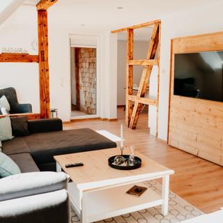 Ferienwohnung Dachgeschoss WohnWerk Lautenthal Harz - Langelsheim