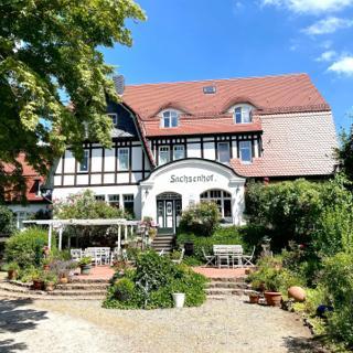 romantische Ferienwohnung Sachsenhof 2 - Klingberg