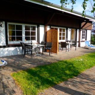 """""""Ferienhof Rießen""""  Weißes Haus Nr. 32 - Presen"""