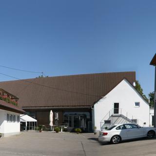 Gästehaus im Gasthaus zum Lamm, Garni, DZ mit Kochnische - Blaubeuren