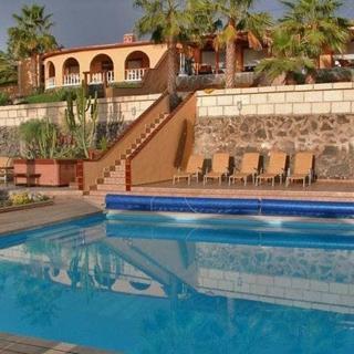 Ferienwohnung auf Luxusfinca - F0183 - Guia de Isora