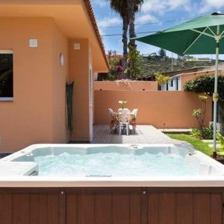 Bungalow mit Garten & Pool - F4042 - Icod de los Vinos