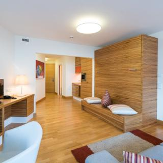 Adler Resort - 2 Raum Suite Design - Saalbach Hinterglemm