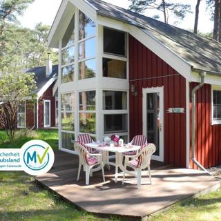 Unser kleines Ferienhaus 262 - Baabe