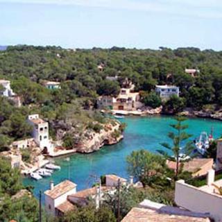 4P Family Apartment, Terrasse, Pool, WLAN, Küche, 200m zum Meer - Cala Figuera