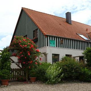 Haus Wildgans Ferienwohnung Rose - Behrensdorf
