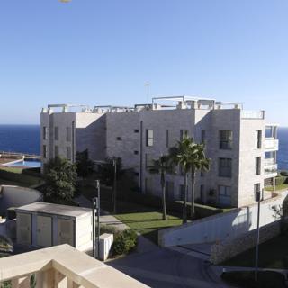 Apartment für 4 mit Balkon, WLAN, Pool, 250m zum Meer - Cala Figuera