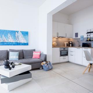 Appartementhaus Bellevue App. 9 - Binz