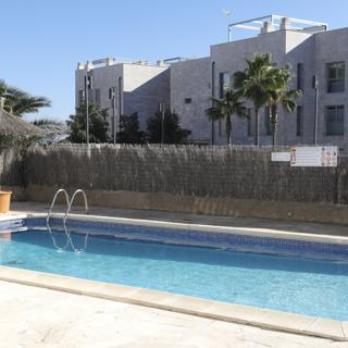Apartment Balkon, Pool, 0,2km zum Meer, WLAN, Küche, Tennisplatz - Cala Figuera