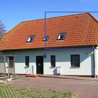 Landhaus am Teich - Saaler - Bodden - Ferienwohnung blau - Saal