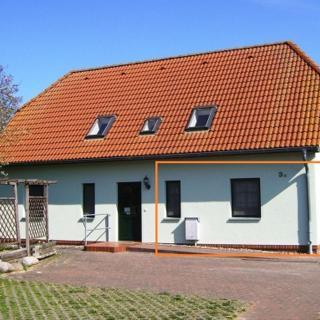 Landhaus am Teich - Saaler Bodden - Ferienwohnung orange - Saal