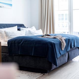 Appartementhaus Bellevue App. 5 - Binz